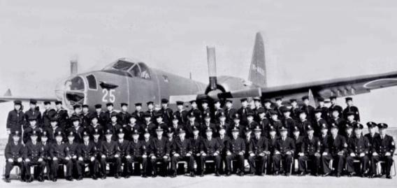 2nd Hikotai JMSDF 1958