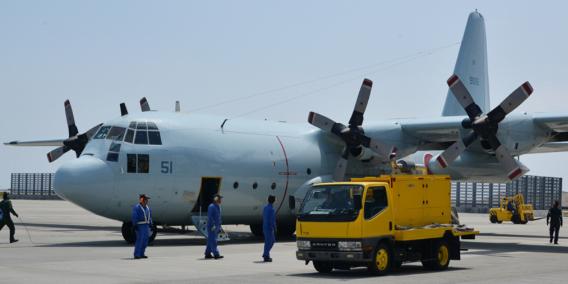 51 Sqn JMSDF C-130R