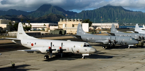 5th Sqn JMSDF Kaneohe