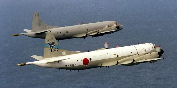6th Sqn JMSDF P-3C (Spike Call)