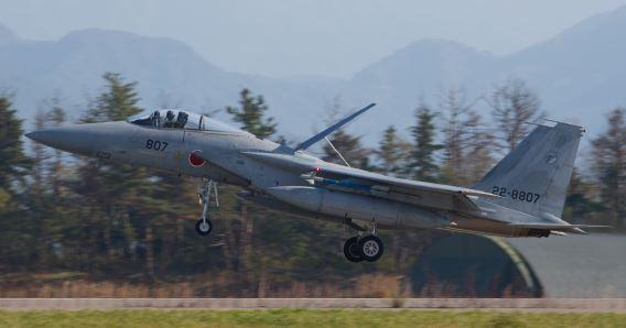Komatsu F-15J