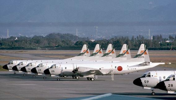 Kanoya P-3C Schleiffert