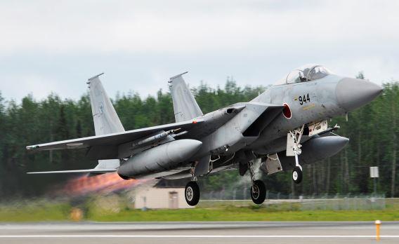JASDF F-15J (Lara)