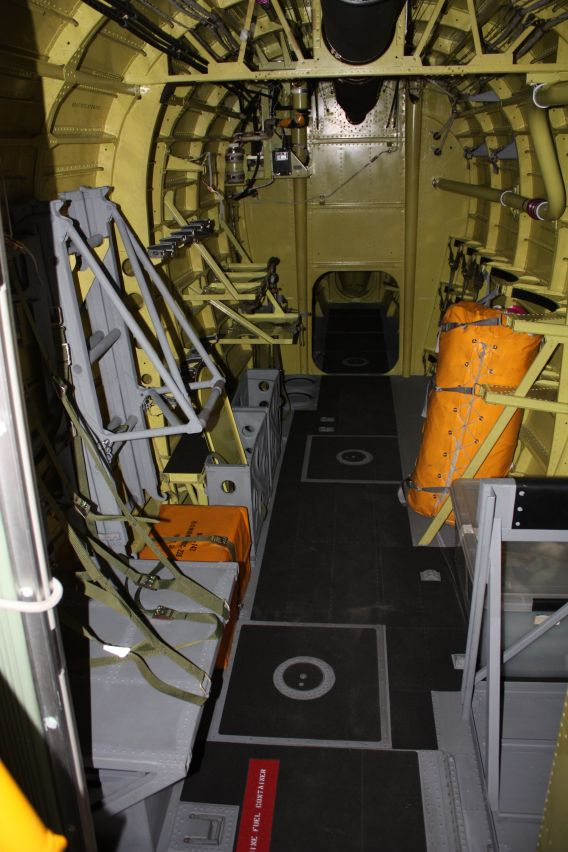 US-2 rearinterior