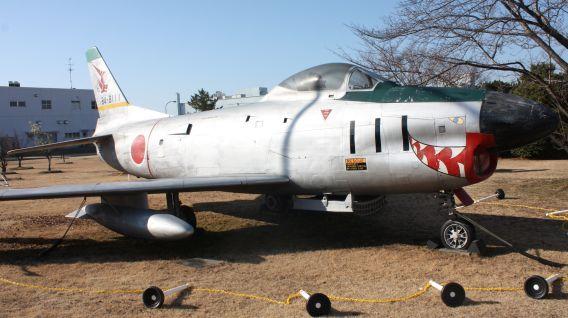 Komaki F-86D