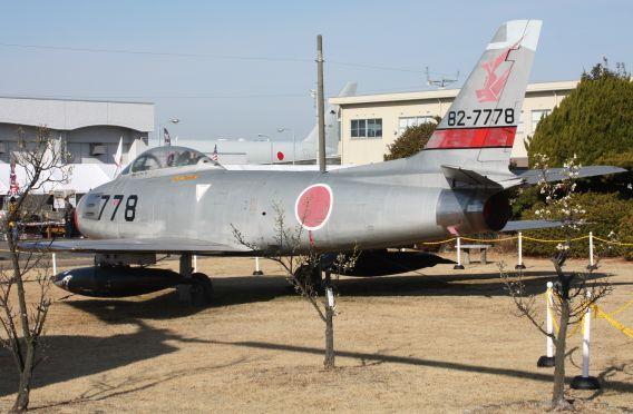 Komaki F-86F