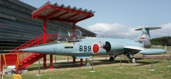 Misawa F-104J