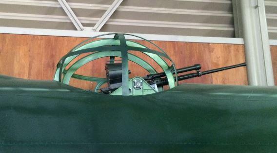 Kawaguchiko G4M2 turret