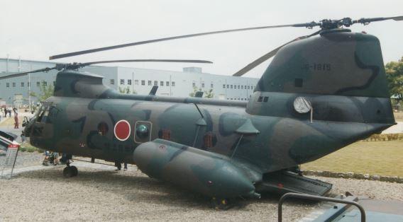 Kasumigaura KV-107IIA-4 (2002)