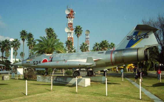 204 Sqn F-104J