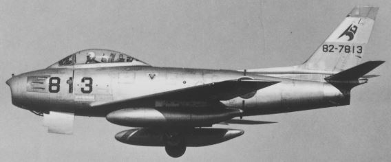 JASDF 8 Sqn F-86F