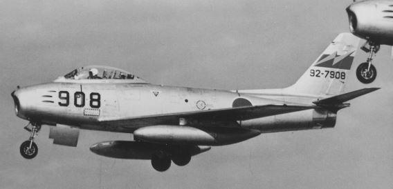 JASDF 6 Sqn F-86F