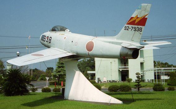 6 Sqn JASDF F-86F