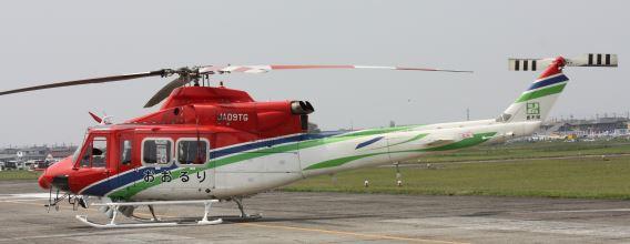 Bell 412 Tochigi