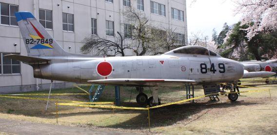 Kumagaya F-86F (2)