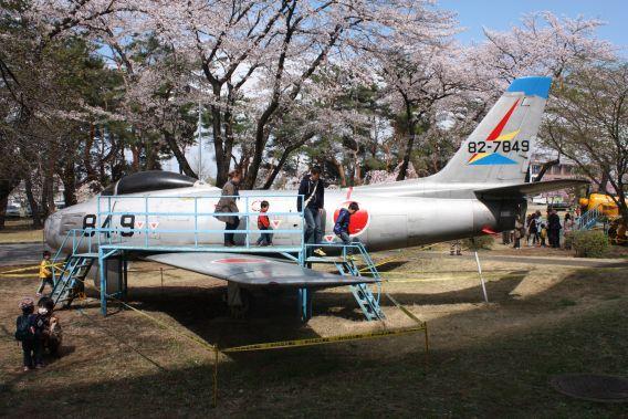 Kumagaya F-86F (1)