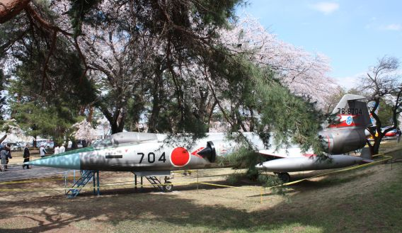 Kumagaya F-104J