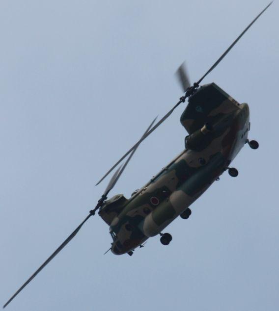Kumagaya CH-47J 1