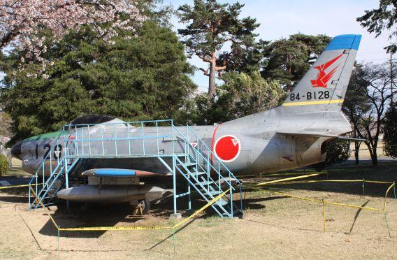 Kumagaya F-86D