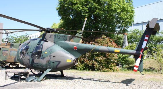 Kasumigaura OH-6D (2014)