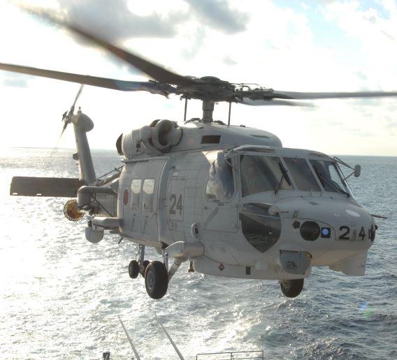 SH-60K (JMSDF)