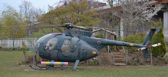 31201 OH-6D JGSDF