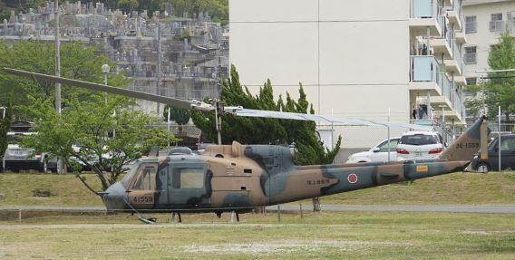 UH-1B Shinodyama