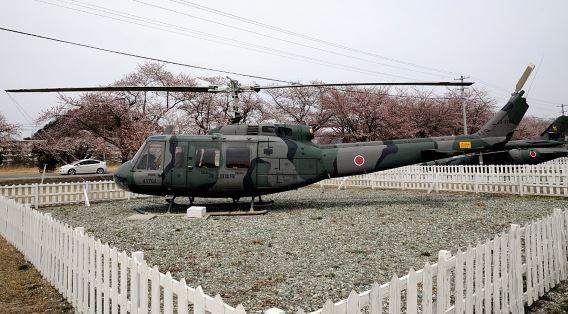 JGSDF 41704 UH-1H