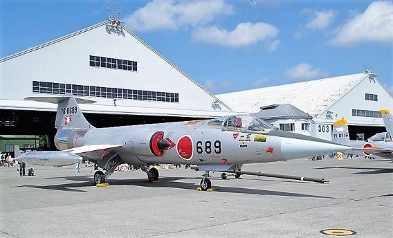 F-104 J Chitose show 2013