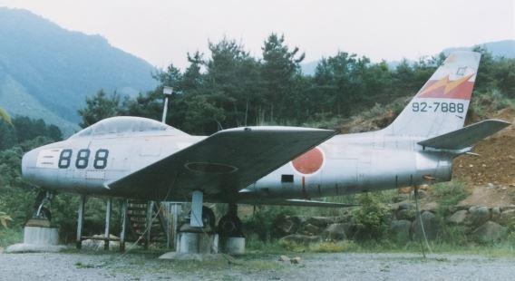 JASDF F-86F Nakatsu