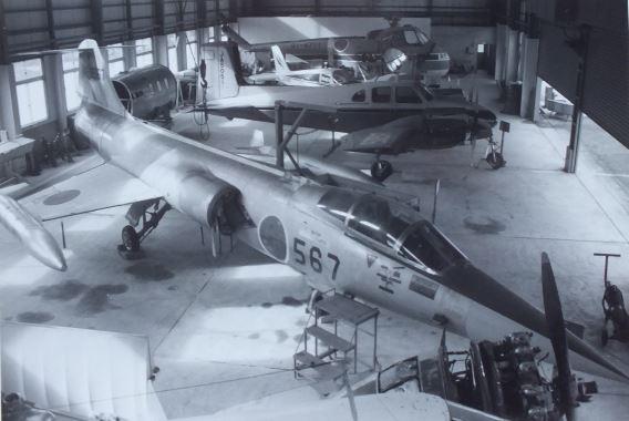 F-104J Nippon Bunri Univ.