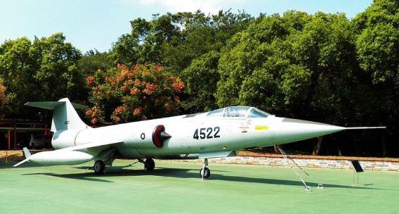 F-104J in Taiwan (2)