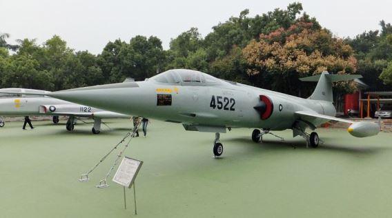 F-104J in Taiwan (3)