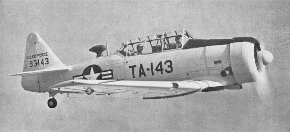 USAF T-6G