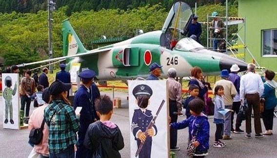JASDF Sado F-1