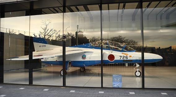 T-4 KHI Gifu Works