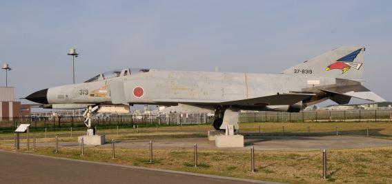 Hyakuri F-4EJKai