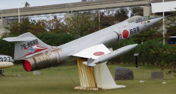 Naha F-104J