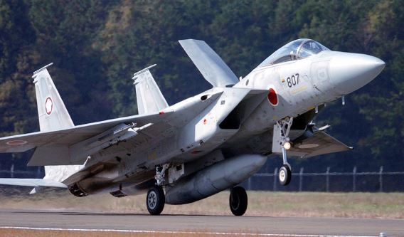 305 Sqn F-15J