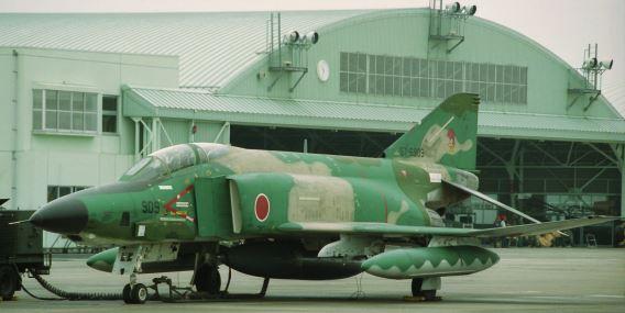 501st Sqn RF-4EJ