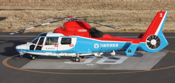 Kawasaki Air Rescue AS365N3