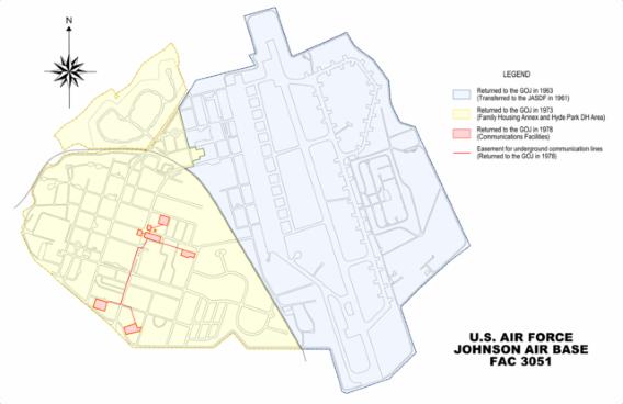 Johnson AB map
