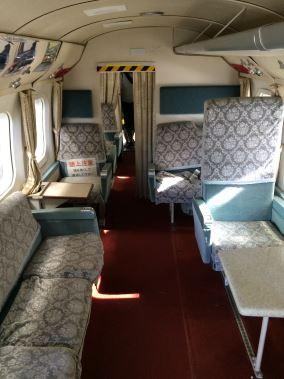 VIP KV-107 interior