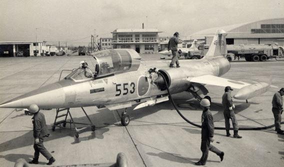 F-104DJ Nyutabaru