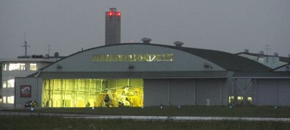 Iruma hangar