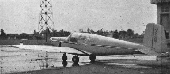 Saab 91B JA3055