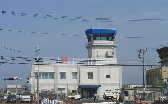 Tokyo Heliport 2011