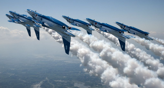 Blue Impulse (2)