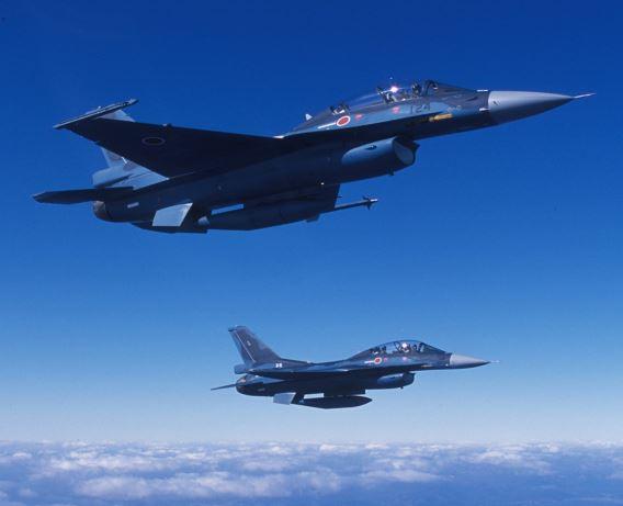 JASDF F-2B