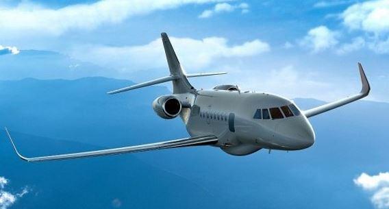 Falcon 2000 MSA